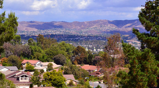 Anaheim Hills Home for Sale with View