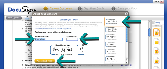 DocuSign How-to