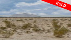 Mendiburu Road, California City-Sold by Jansen Team Real Estate