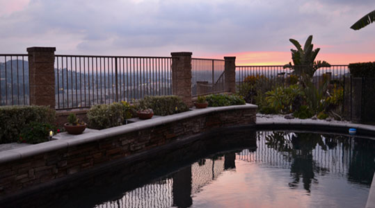 Sunset View Real Estate in Anaheim Hills